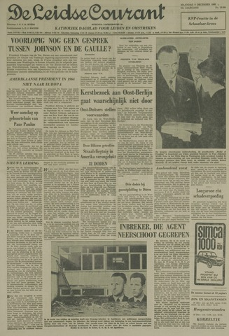 Leidse Courant 1963-12-09