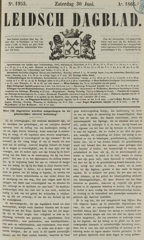 Leidsch Dagblad 1866-06-30