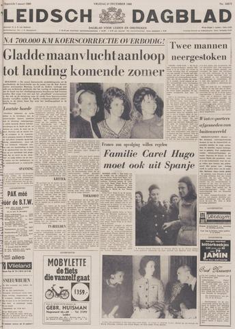 Leidsch Dagblad 1968-12-27