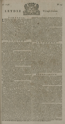 Leydse Courant 1736-02-03