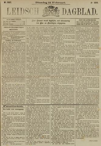 Leidsch Dagblad 1890-02-11