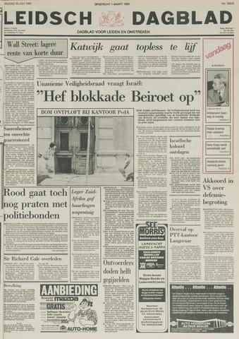 Leidsch Dagblad 1982-07-30