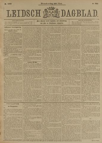 Leidsch Dagblad 1902-05-29
