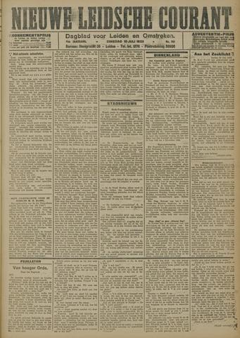 Nieuwe Leidsche Courant 1923-07-10