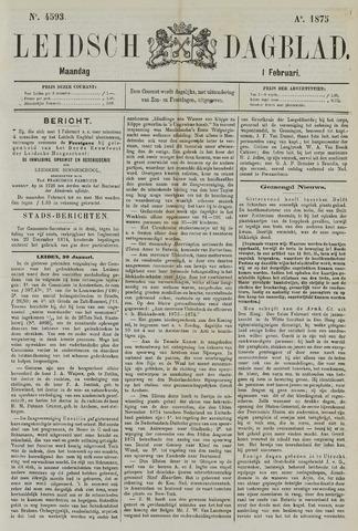 Leidsch Dagblad 1875-02-01