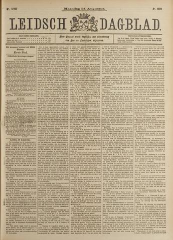 Leidsch Dagblad 1899-08-14