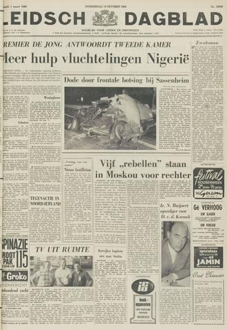 Leidsch Dagblad 1968-10-10