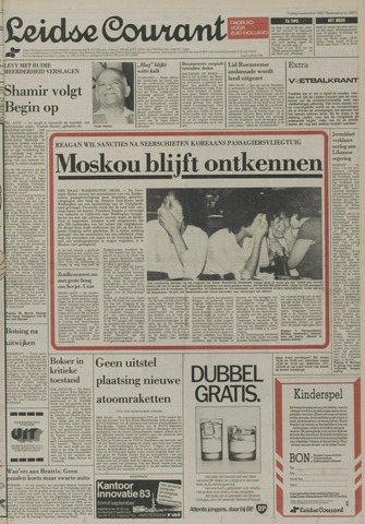 Leidse Courant 1983-09-02