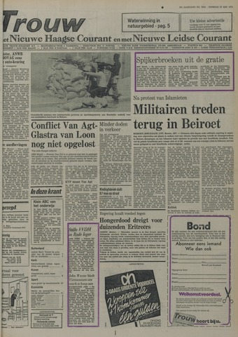 Nieuwe Leidsche Courant 1975-05-27