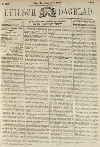 Leidsch Dagblad 1892-03-03