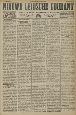 Nieuwe Leidsche Courant 1927-02-03