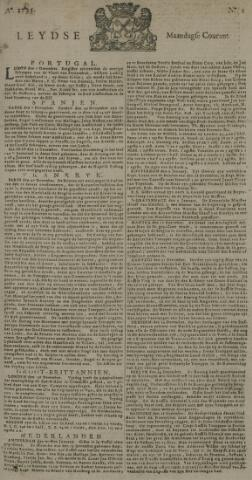 Leydse Courant 1735