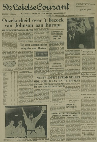 Leidse Courant 1964-10-24