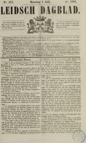 Leidsch Dagblad 1861-07-01
