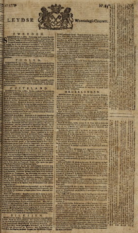 Leydse Courant 1779-05-26