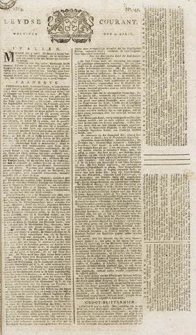 Leydse Courant 1814-04-20