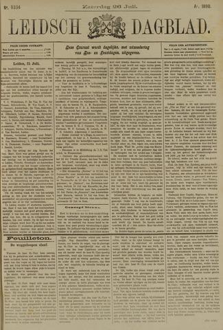 Leidsch Dagblad 1890-07-26