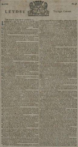 Leydse Courant 1729-04-22