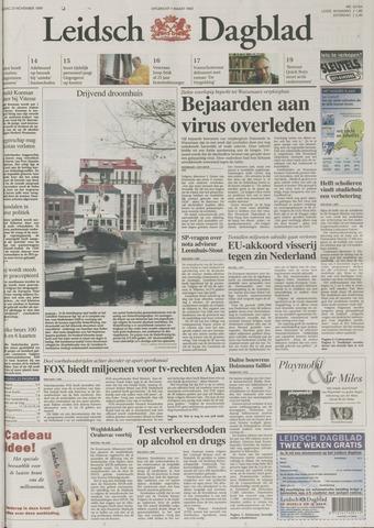 Leidsch Dagblad 1999-11-23