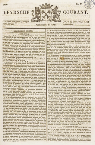 Leydse Courant 1860-06-27