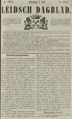 Leidsch Dagblad 1866-07-03