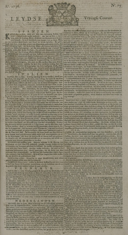 Leydse Courant 1736-06-22