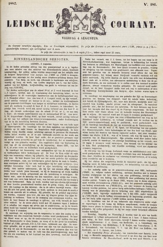Leydse Courant 1882-08-04