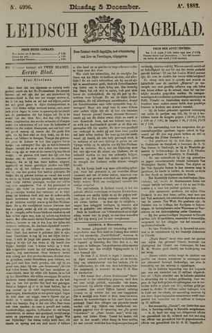 Leidsch Dagblad 1882-12-05
