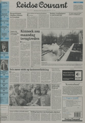 Leidse Courant 1992-04-11