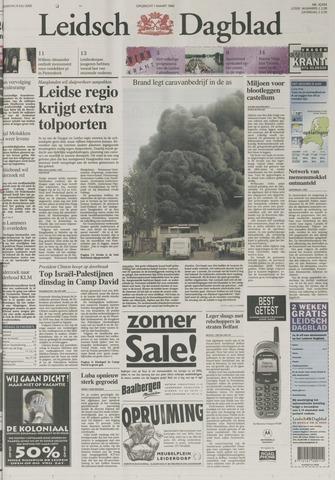 Leidsch Dagblad 2000-07-06