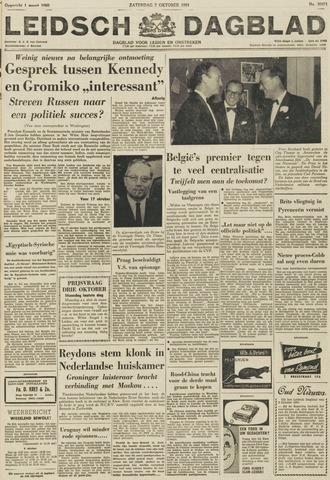 Leidsch Dagblad 1961-10-07