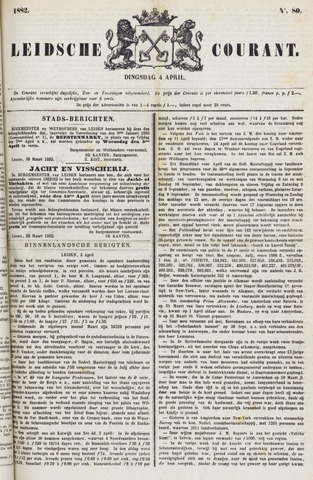 Leydse Courant 1882-04-04