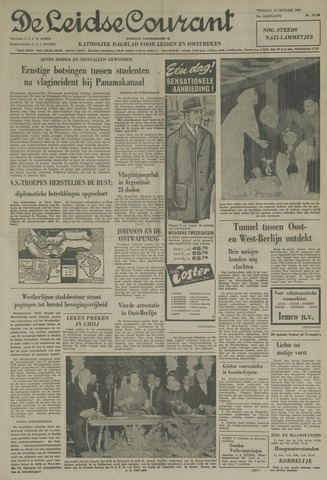 Leidse Courant 1964-01-10