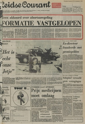 Leidse Courant 1977-08-24