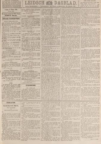 Leidsch Dagblad 1919-03-21