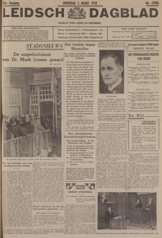 Leidsch Dagblad 1938-03-02
