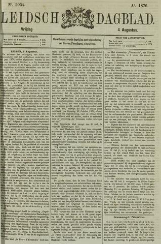 Leidsch Dagblad 1876-08-04