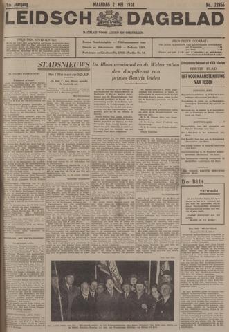 Leidsch Dagblad 1938-05-02