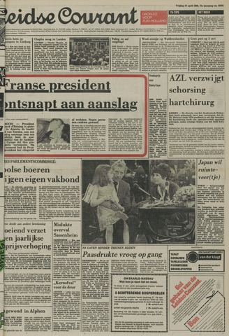 Leidse Courant 1981-04-17
