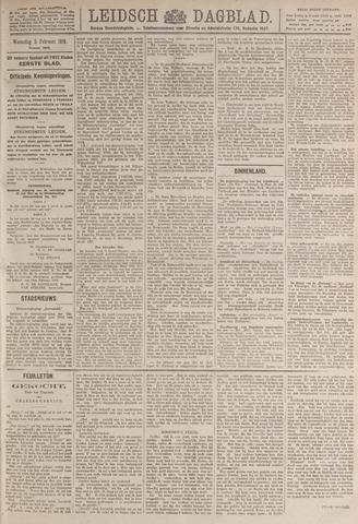 Leidsch Dagblad 1919-02-05