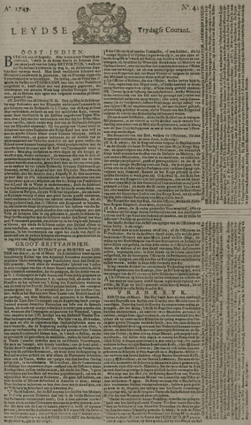 Leydse Courant 1749-04-04