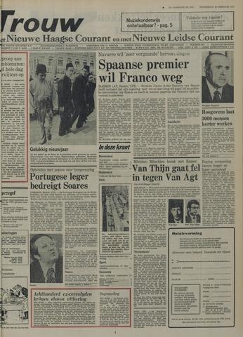 Nieuwe Leidsche Courant 1975-02-20