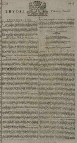 Leydse Courant 1727-11-05