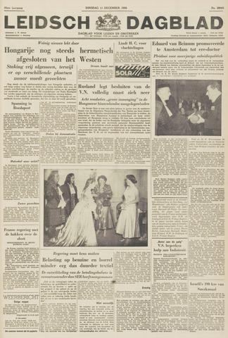Leidsch Dagblad 1956-12-11