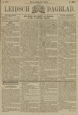 Leidsch Dagblad 1890-05-17