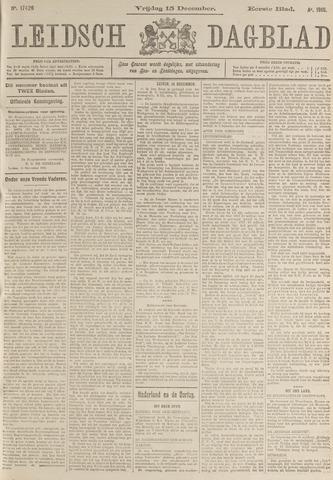 Leidsch Dagblad 1916-12-15