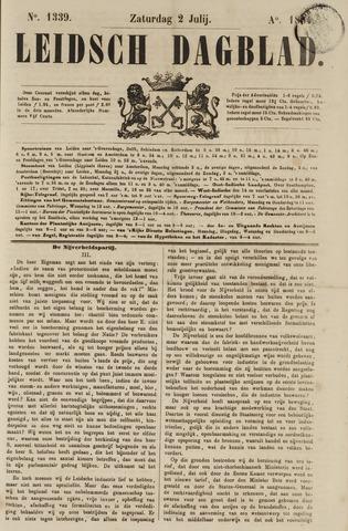 Leidsch Dagblad 1864-07-02
