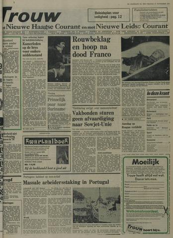 Nieuwe Leidsche Courant 1975-11-21