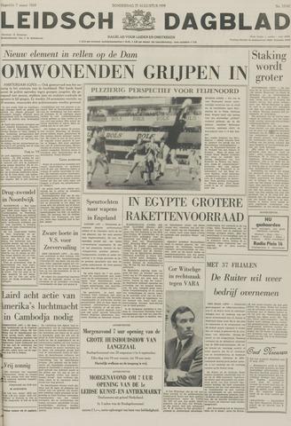 Leidsch Dagblad 1970-08-27