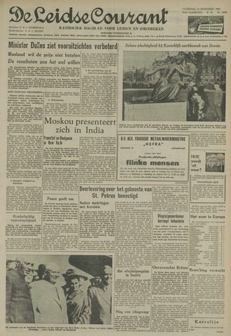Leidse Courant 1955-11-19